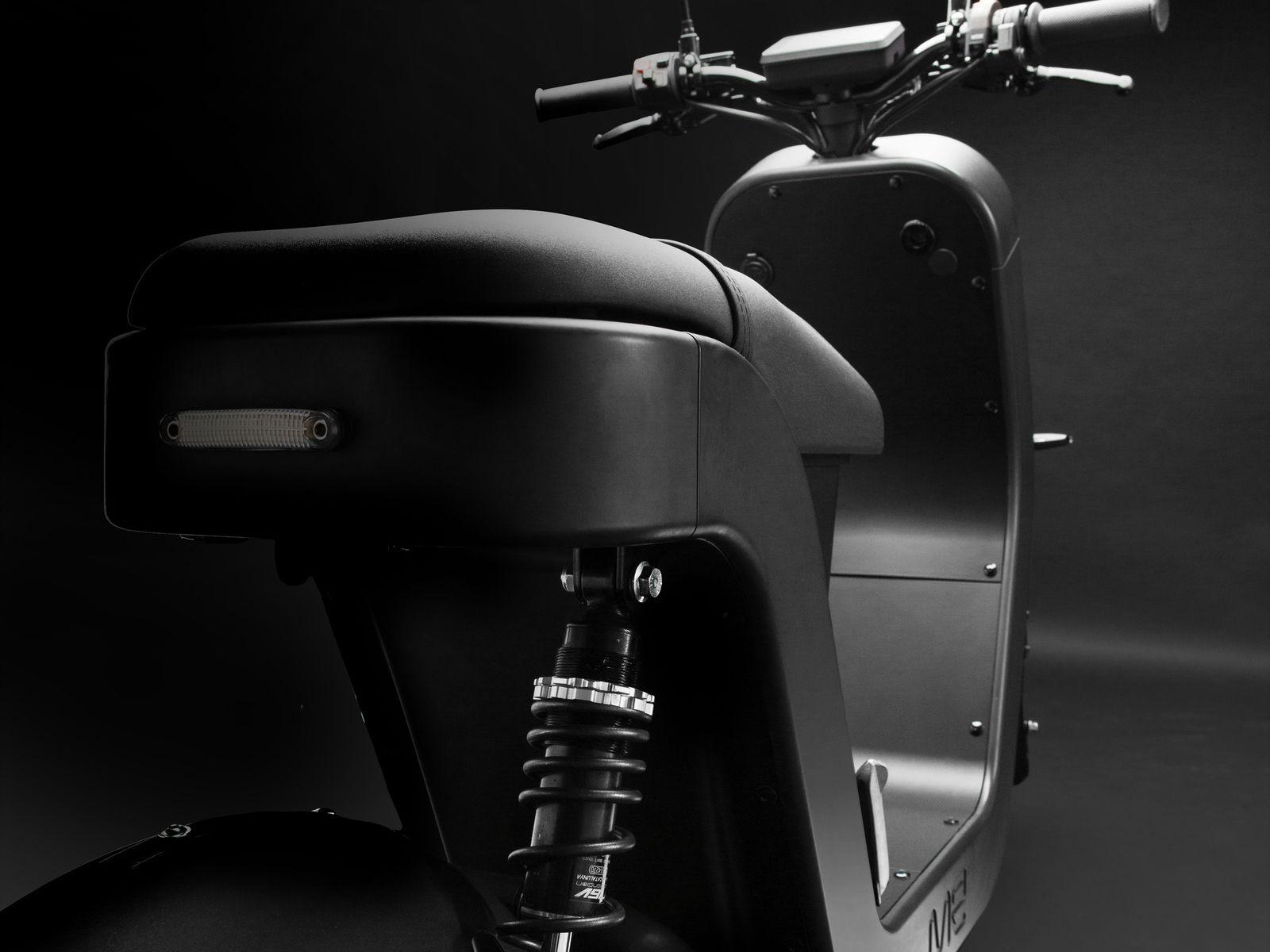Sissi Moto Crema Usato me 6.0 – 🛵 elektrisk moped 2020