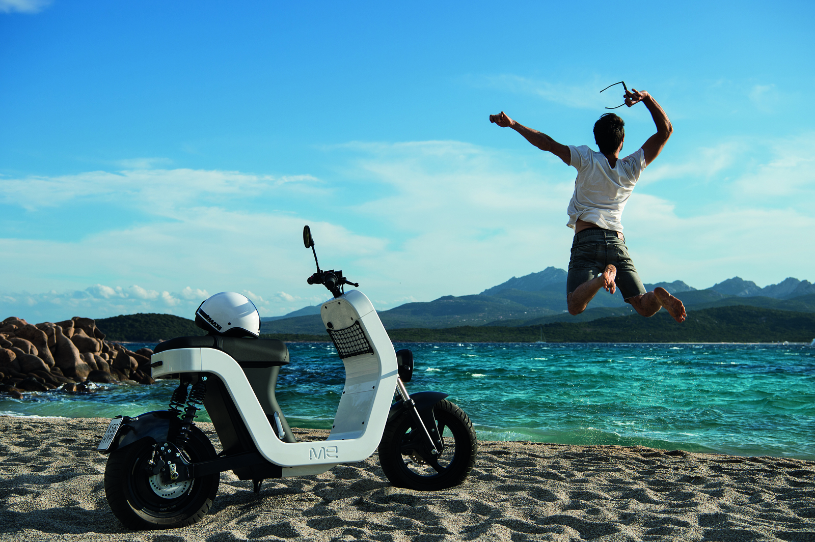 Sissi Moto Crema Usato me 2.5 – 🛵 elektrisk moped 2020